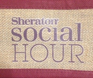 Sheraton #SocialHour Chicago