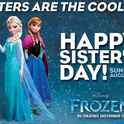 Happy Sister's Day!