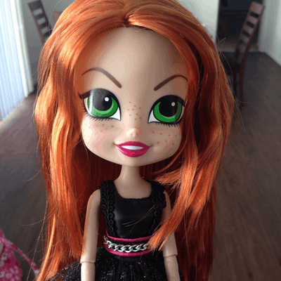 Beatrix Girls Doll {Review} #HH2013