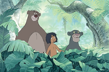 Free Activity Sheets The Jungle Book Diamond Edition #Disney