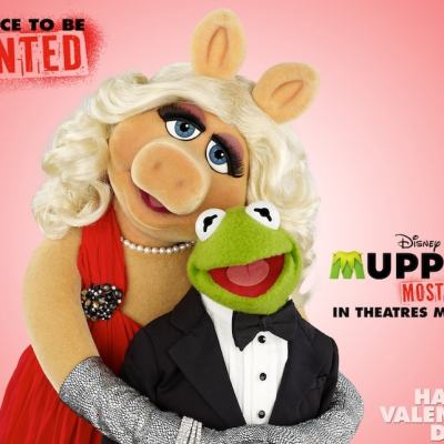 It's Nice to be WANTED #MuppetsMostWanted
