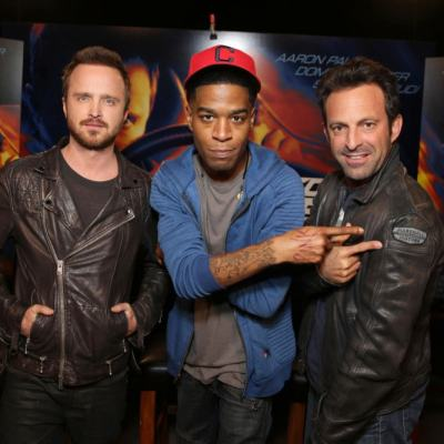 """DreamWorks Pictures' """"Need for Speed"""" Media Tour Photos #NFSMovie"""