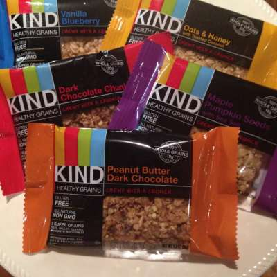 KIND Healthy Grain Bars Review