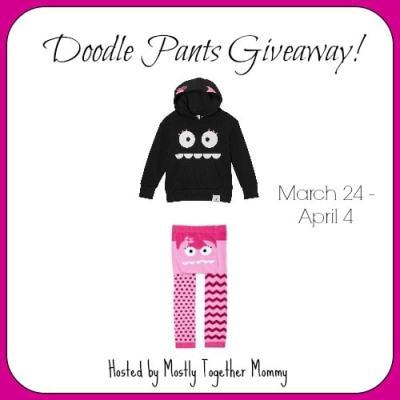 Doodle Pants #Giveaway