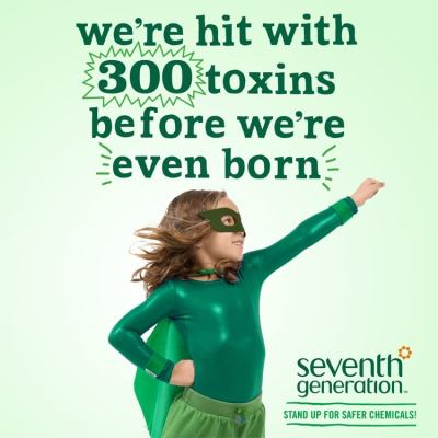 Join the Toxin-Freedom Fighters and Stand Up for Safer Chemicals