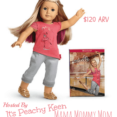 Enter to win an American Girl Doll Girl of the Year 2014 #giveaway
