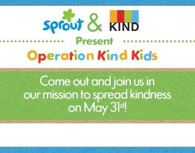 PDX Families Invited to Celebrate KINDness at OMSI on 5/31