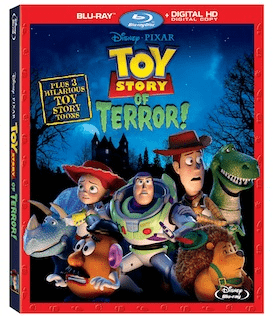 """""""Toy Story of Terror!"""" Releases 8/19"""