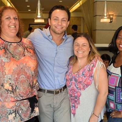 Exclusive Interview with Jonathan Sadowski of Young and Hungry #ABCFamilyEvent #YoungandHungry