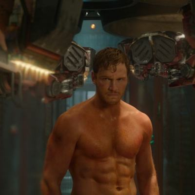 I'm going to interview Chris Pratt at the #GuardiansoftheGalaxyEvent 7/16-19