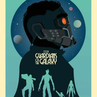New GUARDIANS OF THE GALAXY Fan Art Posters #GuardiansOfTheGalaxyEvent