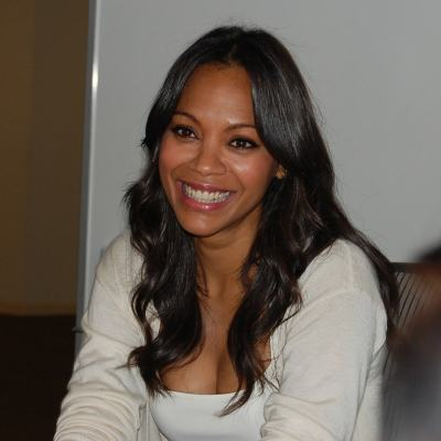 "Meet Zoe Saldana: Exclusive Interview with ""Gamora"" #GuardiansOfTheGalaxyEvent"