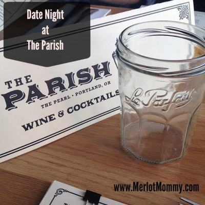 Date Night at The Parish {Review} #pdx #foodiefriday