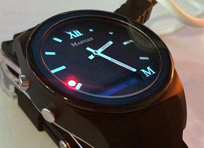 Get Smart with the Martian Notifier Watch {Review} and #Giveaway #Smartwatch