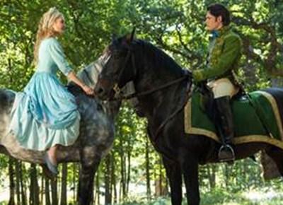 Disney's CINDERELLA Full Trailer Now Available #Cinderella