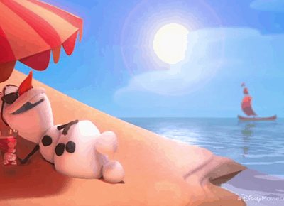 "Sing A Long with Olaf ""In Summer"" in Different Languages Only on Disney Movies Anywhere"