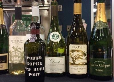 Whole Foods Market Top Ten Holiday Wines and Oyster Pairings #Holidays