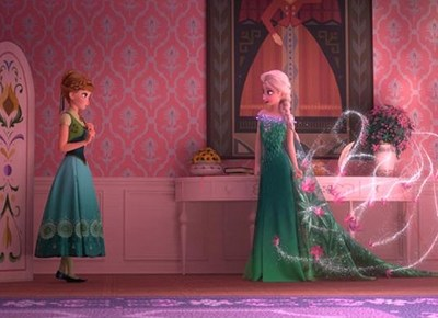 Exclusive Interview with #FrozenFever Directors Chris Buck and Jennifer Lee #CinderellaEvent