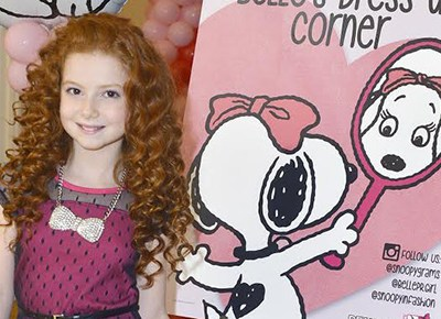 Win a Snoopy, Belle, and Francesca Capaldi's Valentine Party Kit! #Giveaway ends 2/14
