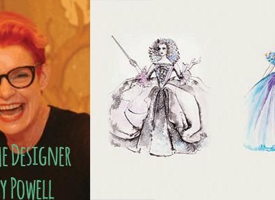 Exclusive Interview with Cinderella Costume Designer Sandy Powell #CinderellaEvent