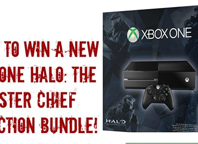 Enter to Win an XBOX ONE Halo: The Master Chief Collection Gaming Bundle #Giveaway ends 5/1
