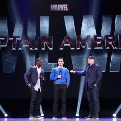 Marvel's Captain America: Civil War #CivilWar #CaptainAmerica