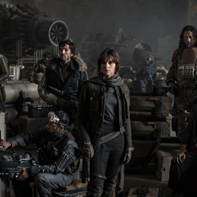 Star Wars Rogue One–The Daring Mission Has Begun Production #D23Expo