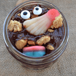 Body Parts Pudding for #Halloween