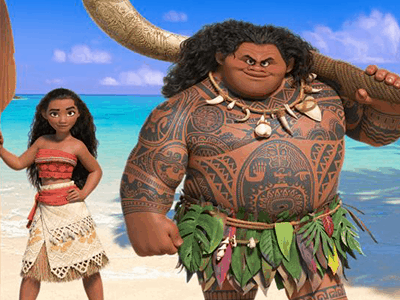 First Look at Disney's Moana Teaser Trailer