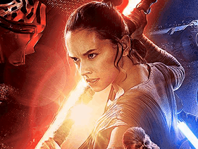 First Look: New STAR WARS: THE FORCE AWAKENS Trailer