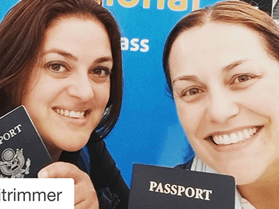 Celebrating Southwest's Inaugural Flight to Costa Rica