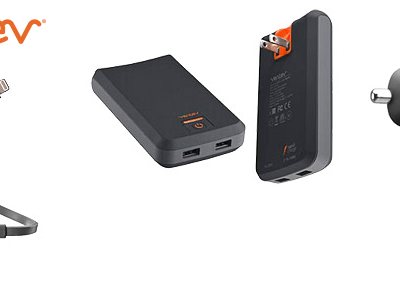 Stay Powered on the Go with Ventev Mobile