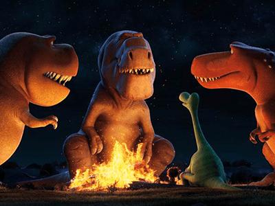 Disney/Pixar's THE GOOD DINOSAUR Review: A Mom's View