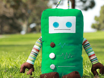 Kauzbots Robot Toys for Charities