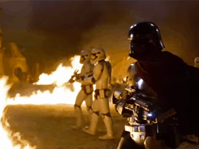 First Look: Star Wars: The Force Awakens 60 Second TV Spot