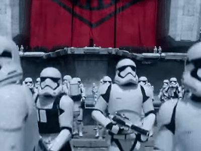 First Look: New Star Wars Extended TV Spot Shows the Power of the Dark Side