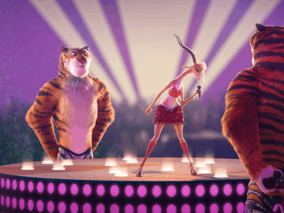 "First Look: Disney's ZOOTOPIA New Trailer Featuring Shakira's New Song ""Try Everything"""
