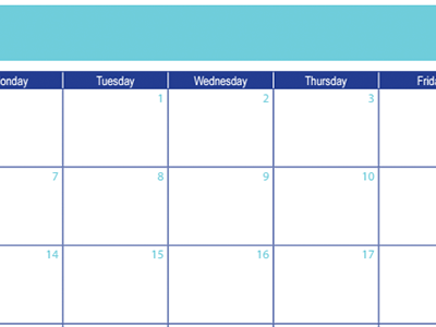 March 2016 Calendar: 30 Days of Free Printables