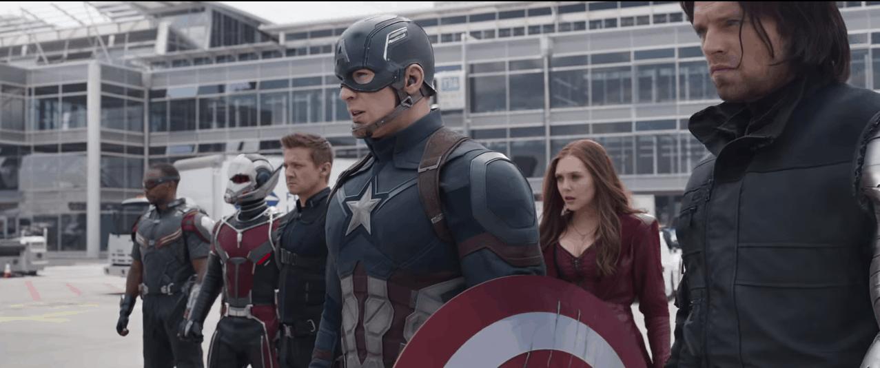 Captain America: Civil War Big Game Spot