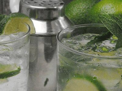 Classic Mojito with Vodka