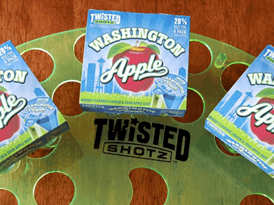Twisted Shotz for Your Big Game Party