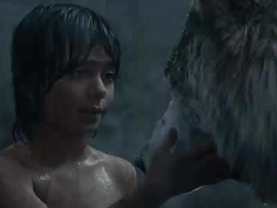 First Look: Disney's THE JUNGLE BOOK New Clips and Featurette
