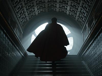 First Look: Marvel's Doctor Strange Teaser Trailer Featuring Benedict Cumberbatch