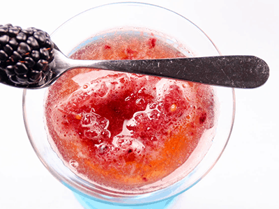 Blackberry Sweet Tea Cocktails