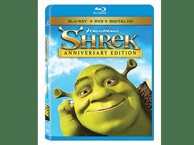 Win Shrek Anniversary Edition