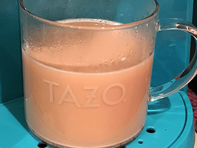 Experience the Sensation of Sweet Meets Spicy with TAZO® Chai Latte K-Cup® Pods