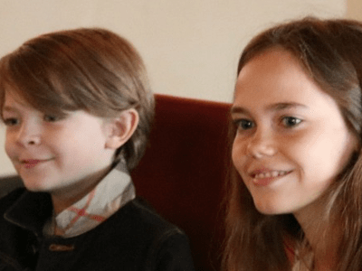 Oakes Fegley and Oona Laurence Interview – Pete's Dragon