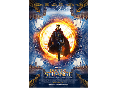 First Look – Marvel's Doctor Strange New Featurette Now Available