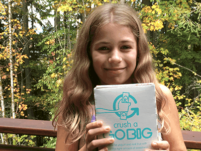 Yoplait Go Big Fuels Amazing Busy Tweens