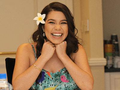 13 Things to Know About Auli'i Cravalho and Why Moana Calls Her